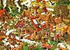 Heye Puzzle - Michael Ryba Funny Farm, 1500 Teile
