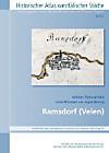 Historischer Atlas Westfälischer Städte: Bd.6 Ramsdorf (Velen)