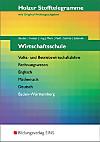 Holzer Stofftelegramme: Wirtschaftsschule, Baden-Württemberg