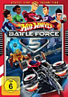 Hot Wheels: Battle Force 5 - Staffel 01, Teil 01