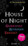»House of Night« Paket 1 (Band 1-3) (eBook)