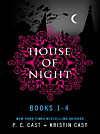 House of Night Series, Books 1-4 (eBook)