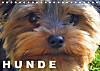 Hunde / Geburtstagskalender (Tischkalender 2015 DIN A5 quer)