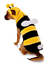 Hundekostüm Biene(Größe: S)