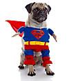 Hundekostüm Superman (Größe: S)