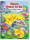 Hurra, Ostern ist da!, m. Audio-CD