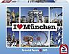 I love München (Puzzle)