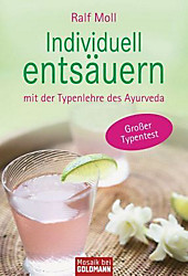 Individuell entsäuern, Ralf Moll, Ernährung & Diäten