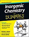 Inorganic Chemistry For Dummies (eBook)