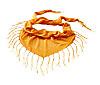Jersey-Tuch (Farbe: orange)