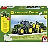 John Deere (Kinderpuzzle), Traktor 6630 mit Feldspritze