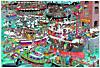 Jumbo Puzzle - Jan Van Haasteren Verrückter Hafen, 1500 Teile