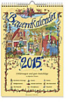 "Kalender ""Bauernkalender"", 2015 + Wandplaner"