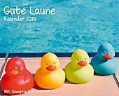"""Kalender-Paket """"Gute Laune"""" 2015, 6tlg."""