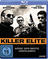 Killer Elite, Action