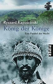 König der Könige, Ryszard Kapuscinski, Reiseführer