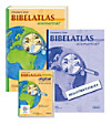 Kombi-Paket: Bibelatlas elementar, Begleitmaterialien, CD-ROM Bibelatlas elementar digital