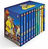 Kommissar Kugelblitz Premiumbox, 11 Bände