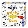 """Kosmos Gregs Tagebuch """"Stinke Käse"""""""