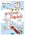 Krickel-Krakel Geschenkpapierbuch