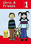 Learning English with Chris & Friends: Bd.1 Workbook mit Audio-CD
