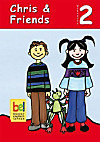 Learning English with Chris & Friends: Bd.2 Workbook mit Audio-CD