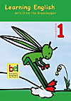 Learning English with Chris the Grasshopper: Bd.1 Workbook mit Audio-CD