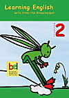Learning English with Chris the Grasshopper: Bd.2 Workbook mit Audio-CD