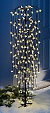 LED-Lichterbaum Stars