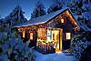 LED-Lichtervorhang für Fassaden