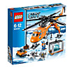 LEGO® 60034 City - Arktis-Helikopter mit Hundeschlitten
