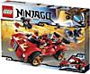 Lego 70727 Ninjago X-1 Ninja Supercar