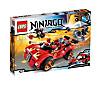 LEGO® 70727 Ninjago - X-1 Ninja Supercar
