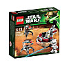 LEGO 75000 Star Wars Clone Trooper vs. Droidekas
