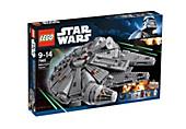 LEGO 7965 - Star Wars Millenium Falcon, Lego & Konstruktion