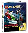 LEGO Buch und Steine-Set (Serie: Atlantis)