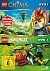 Lego: Legends of Chima, DVD 1 / Lego Ninjago, DVD 1