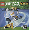 LEGO Ninjago, 1 Audio-CD