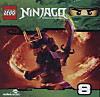 LEGO Ninjago 2. Staffel, 1 Audio-CD