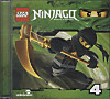 LEGO Ninjago, 2. Staffel, 1 Audio-CD