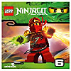 LEGO Ninjago 2. Staffel, Die falschen Ninja; Ninjaball Rennen; Wieder jung!, Audio-CD