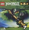 LEGO Ninjago 2. Staffel, Die Zeitreise; Lloyds Mutter Misako; Die Steinsamurai, Audio-CD