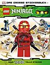 LEGO® Ninjago - Das große Stickerbuch