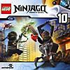LEGO Ninjago, Das neue Ninjago; Die Kunst, nicht zu kämpfen, Audio-CD