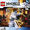 LEGO Ninjago, Projekt Arcturus; Die Ninja im Weltall; Der Goldene Meister, Audio-CD