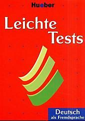 Leichte Tests, Deutsch als Fremdsprache, Ausbildungsliteratur