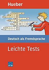 Leichte Tests - Deutsch als Fremdsprache, Ausbildungsliteratur