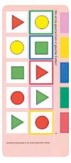 Lernzug Ergänzungskarten (Altersempfehlung: 3-5 Jahre)