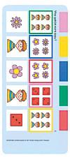 Lernzug Ergänzungskarten (Altersempfehlung: 4-6 Jahre)