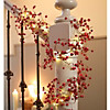 Lichterkette Girlande Rote Beeren